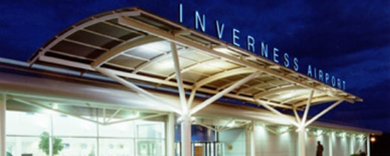 inverness airport taxi transfers and shuttle service